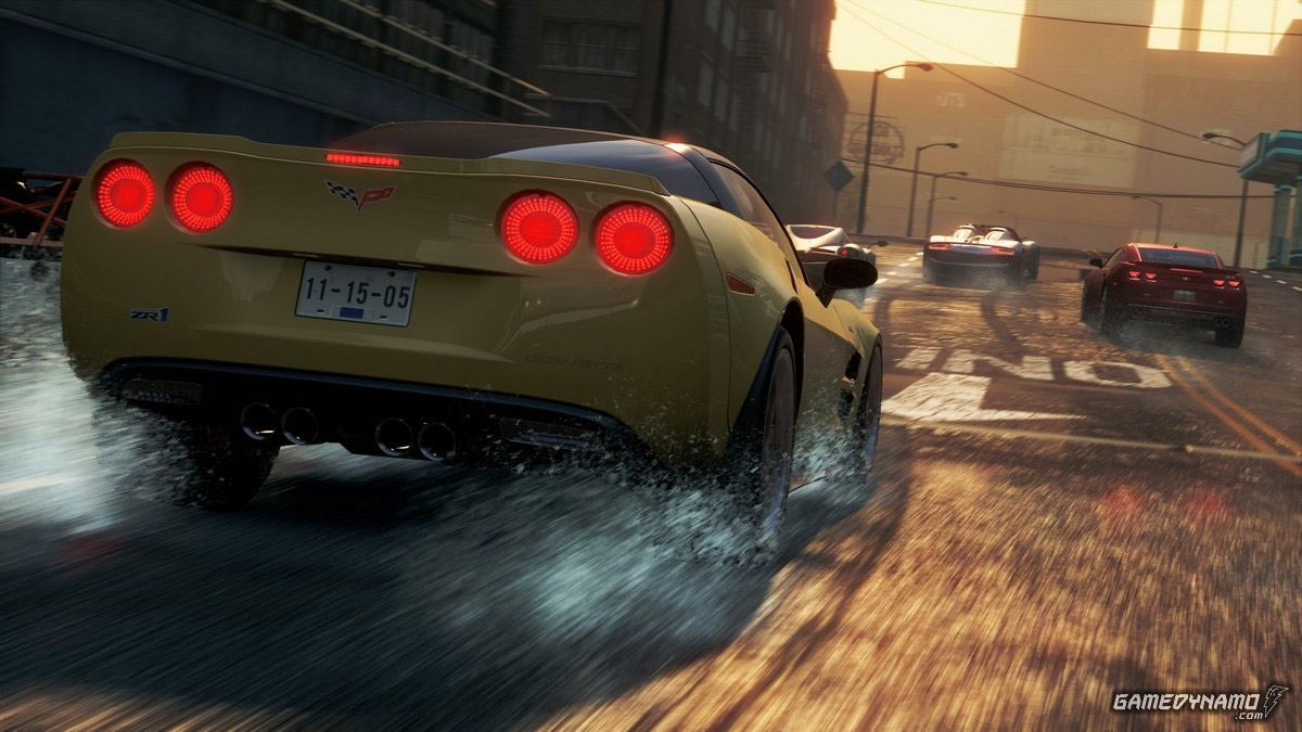 Need for Speed Most Wanted Review Screenshots (PC, PS3, Xbox 360)