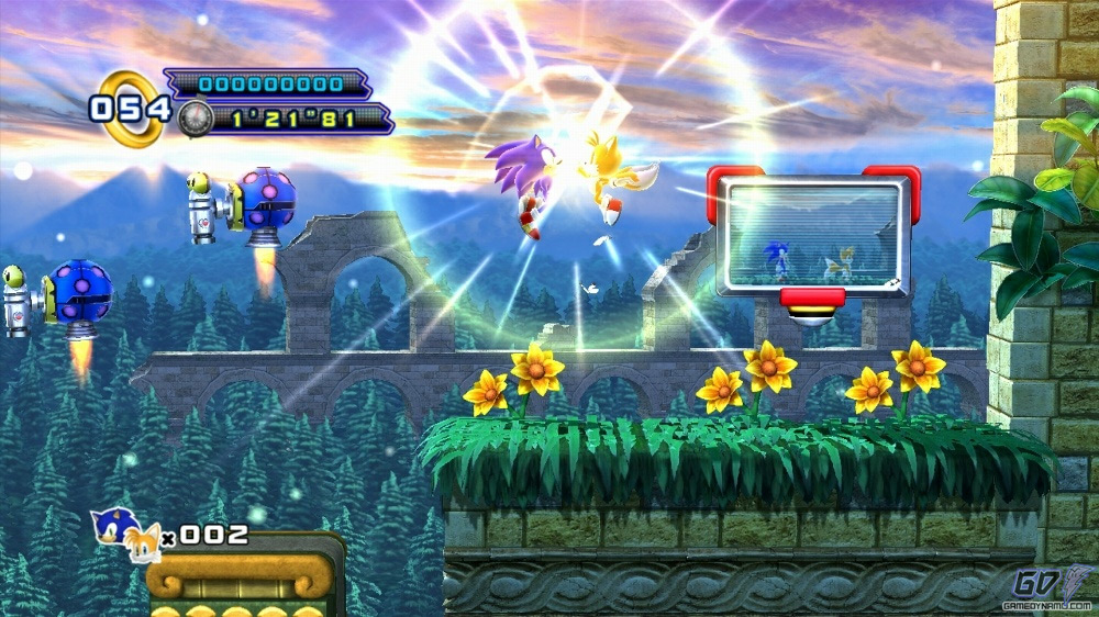 Sonic the Hedgehog 4 Episode 2 (PS3, Xbox 360) Review Screenshots