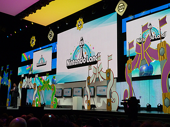 E3 2012: Nintendo Press Conference - Highlights, Images, and Videos - Nintendoland