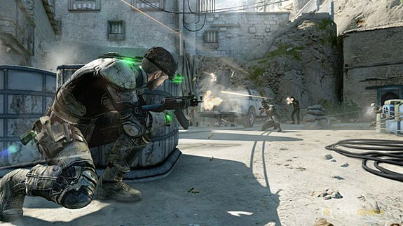 Xbox E3 2012: Splinter Cell: Blacklist