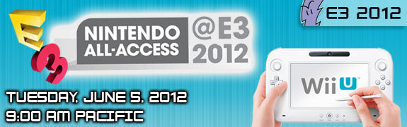 E3 2012: Nintendo Press Conference - Highlights, Images, and Videos