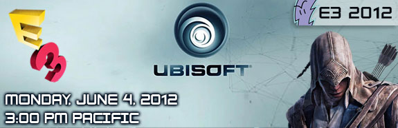 E3 2012: Ubisoft Press Conference - Highlights, Images, and Videos