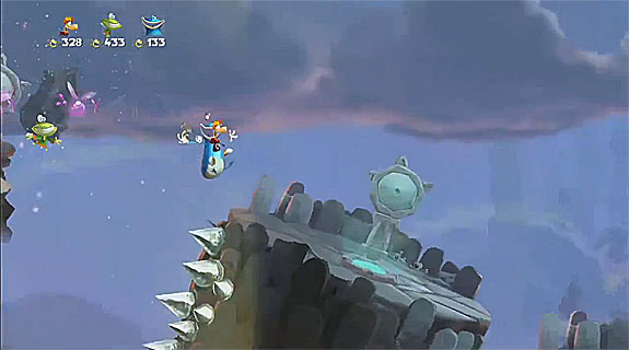 E3 2012: Ubisoft Press Conference - Highlights, Images, and Videos - Rayman Legends