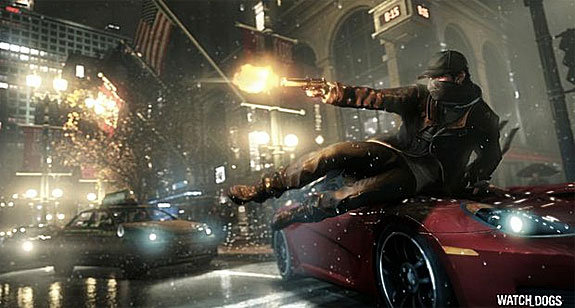 E3 2012: Ubisoft Press Conference - Highlights, Images, and Videos - Watchdogs