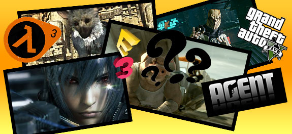 The No-Shows of E3 2012: Noticeable Games that Did Not Make An Appearance (with Videos)