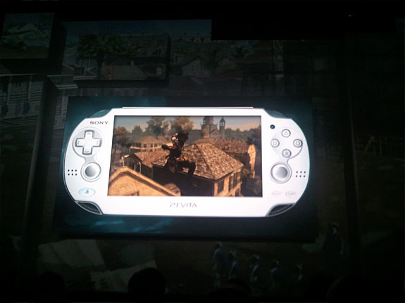E3 2012: Sony Press Conference Highlights, Images, and Videos