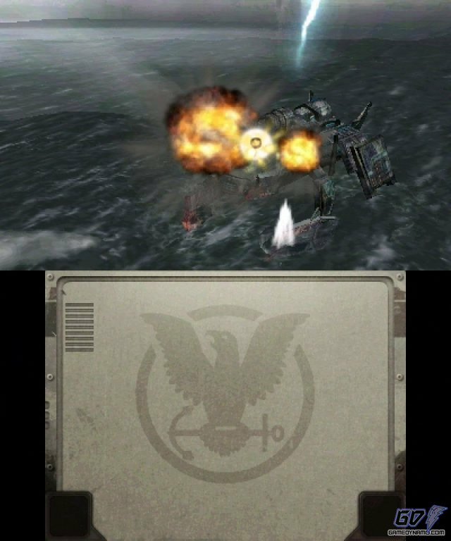 Battleship (3DS) Review Screenshots