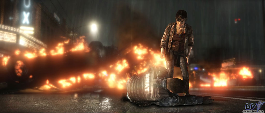 Most Anticipated of E3 2013: Beyond: Two Souls