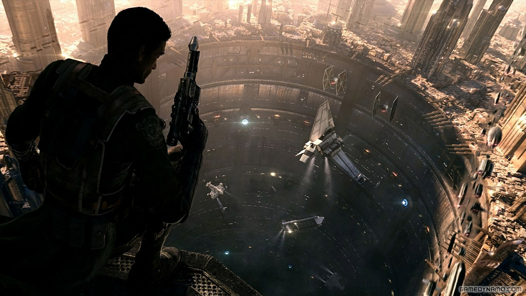 Preview Guide: Top Video Games to Look Forward to in 2013 - Star Wars 1313
