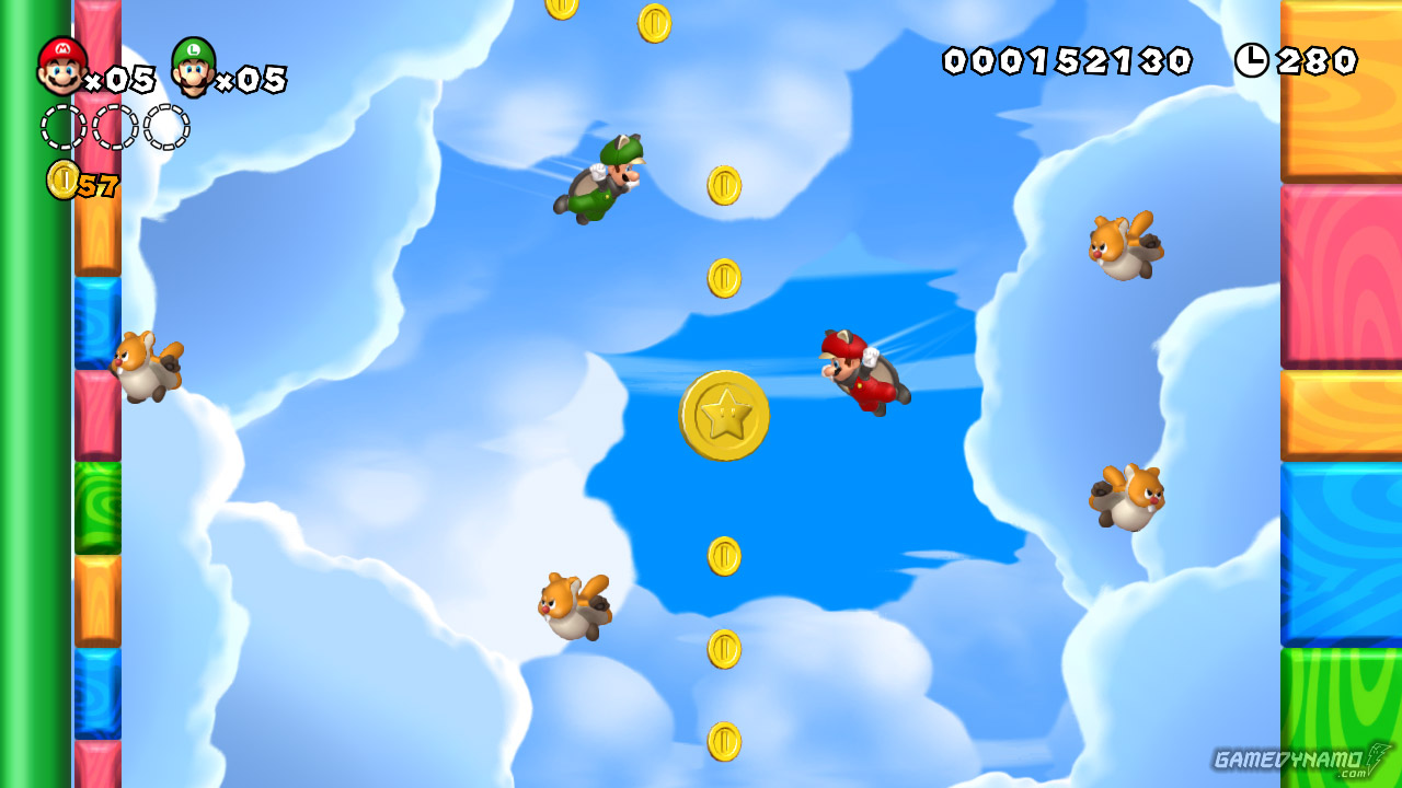 New Super Mario Bros. U (Wii U) E3 Hands-On Preview Screenshots