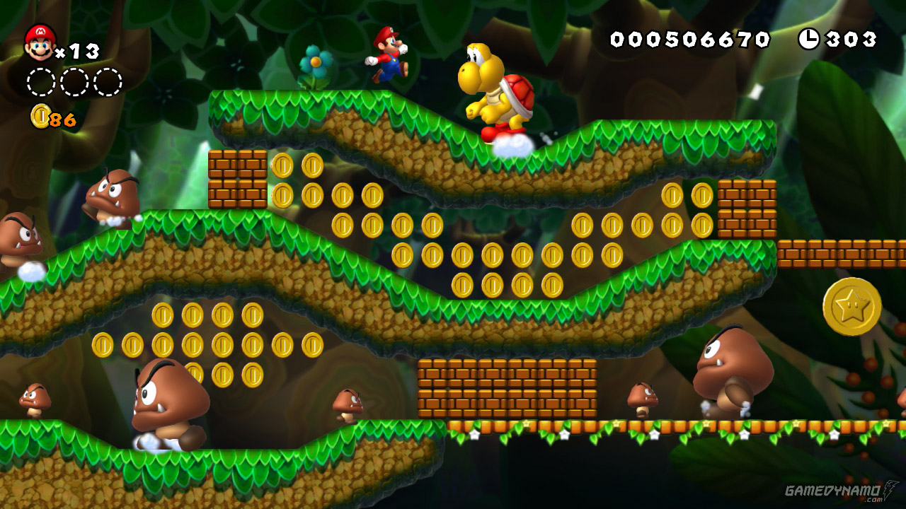 Nintendo drops New Super Mario Bros. U details