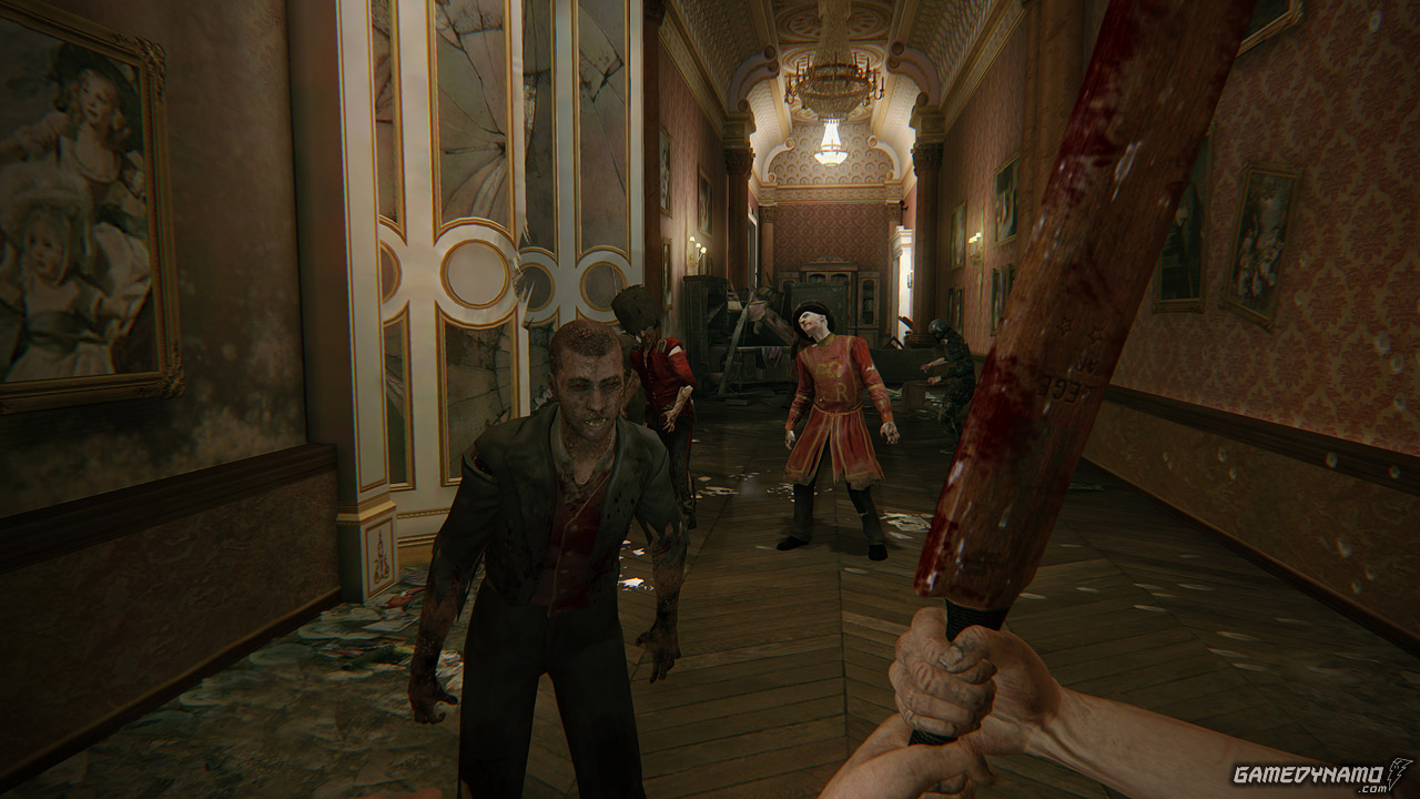 ZombiU (Wii U) Review Screenshots