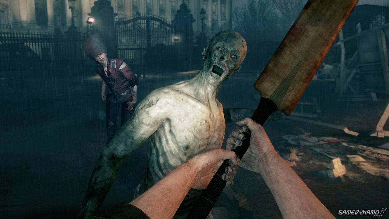 ZombiU (Wii U) E3 2012 Preview Screenshots