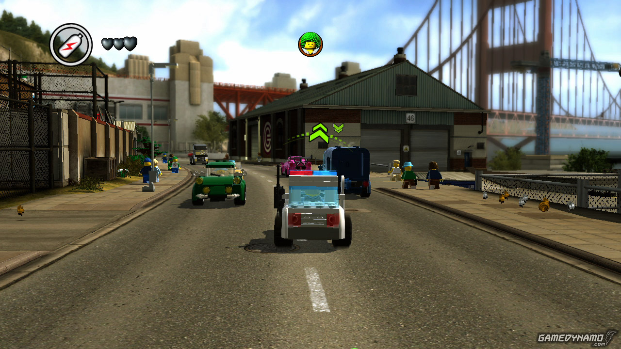 LEGO City Undercover Screenshots (Wii-U)