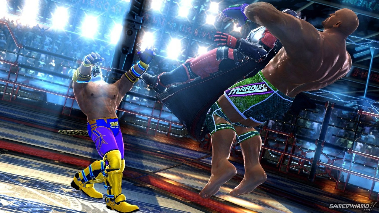 Tekken Tag Tournament 2 Playstation 3 Review Gamedynamo