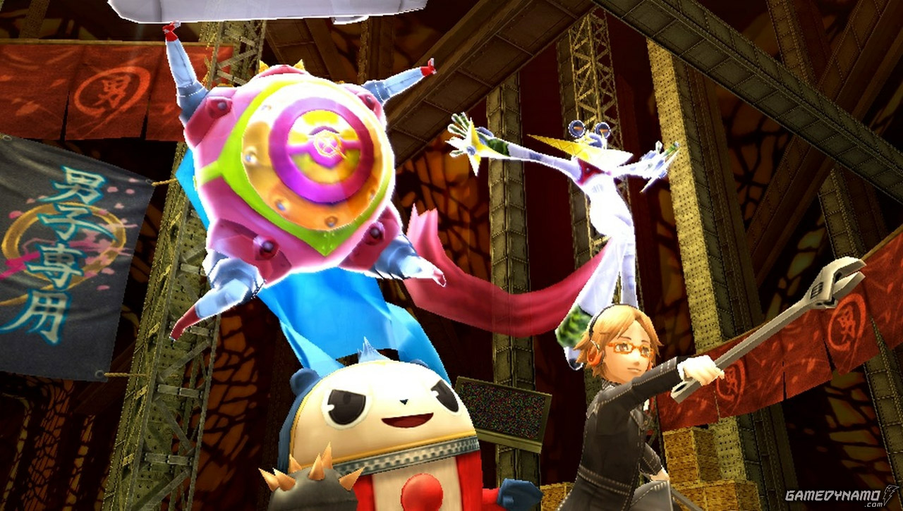 E3 2012: Interview with Aram Jabbari of Atlus about Persona 4:Golden
