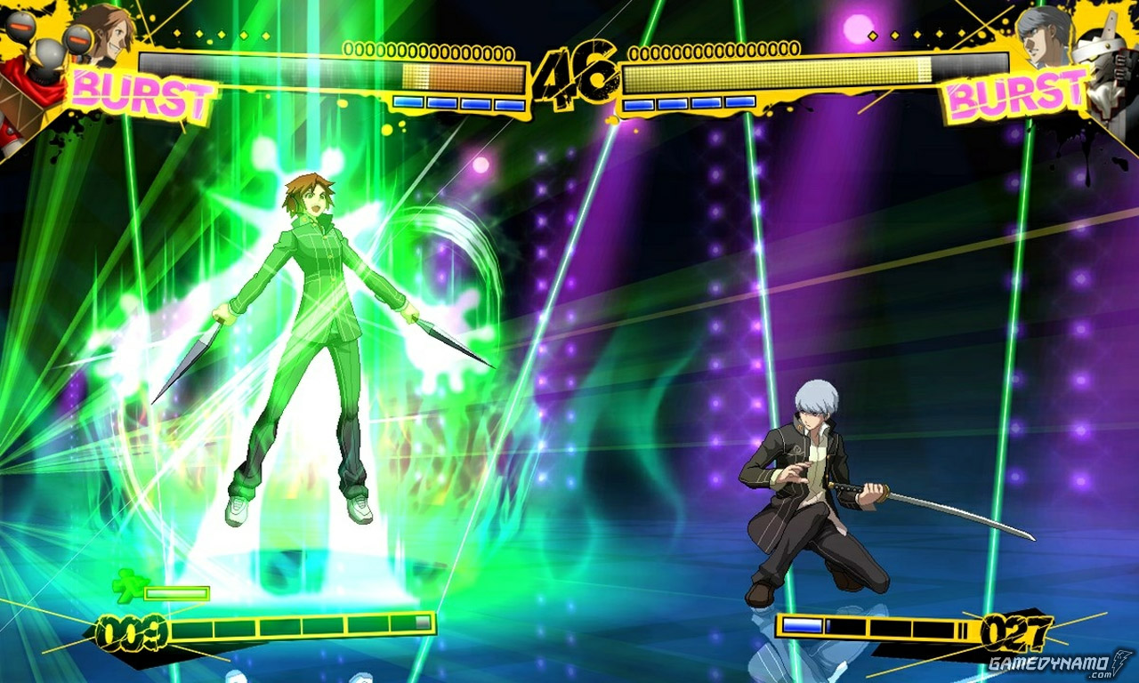 Persona 4: Arena (PS3, Xbox 360) Review Screenshots