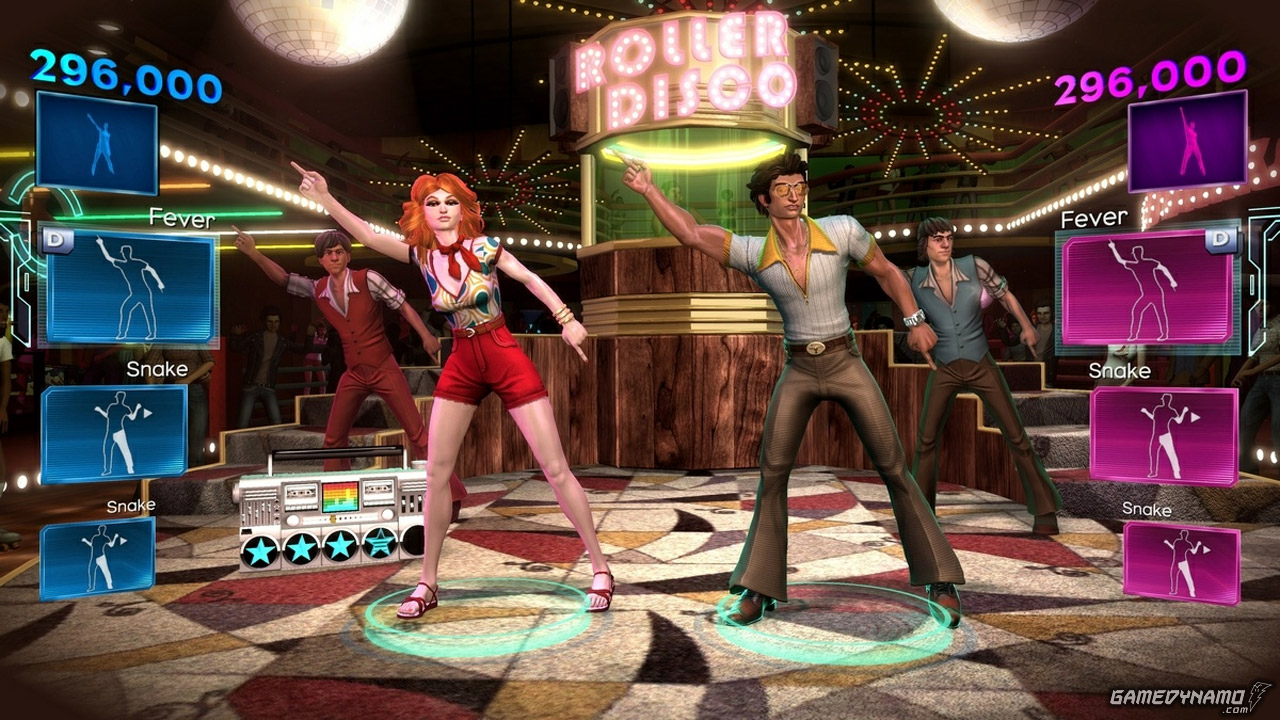 Dance Central 3 Review Screenhshots (Xbox 360)
