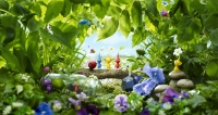 Nintendo to premiere animated Pikmin Short Movies in Japan next month