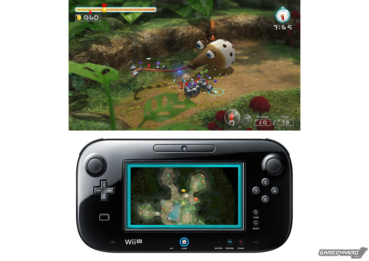Pikmin 3 (Nintendo Wii U) E3 2012 Hands-on Preview