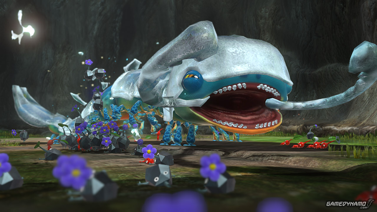 Pikmin 3 will have more in common with Pikmin 1 than Pikmin 2, says Shigeru Miyamto