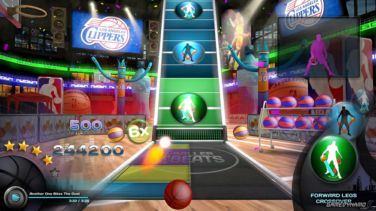 Nba Baller Beats Xbox 360 Review Gamedynamo