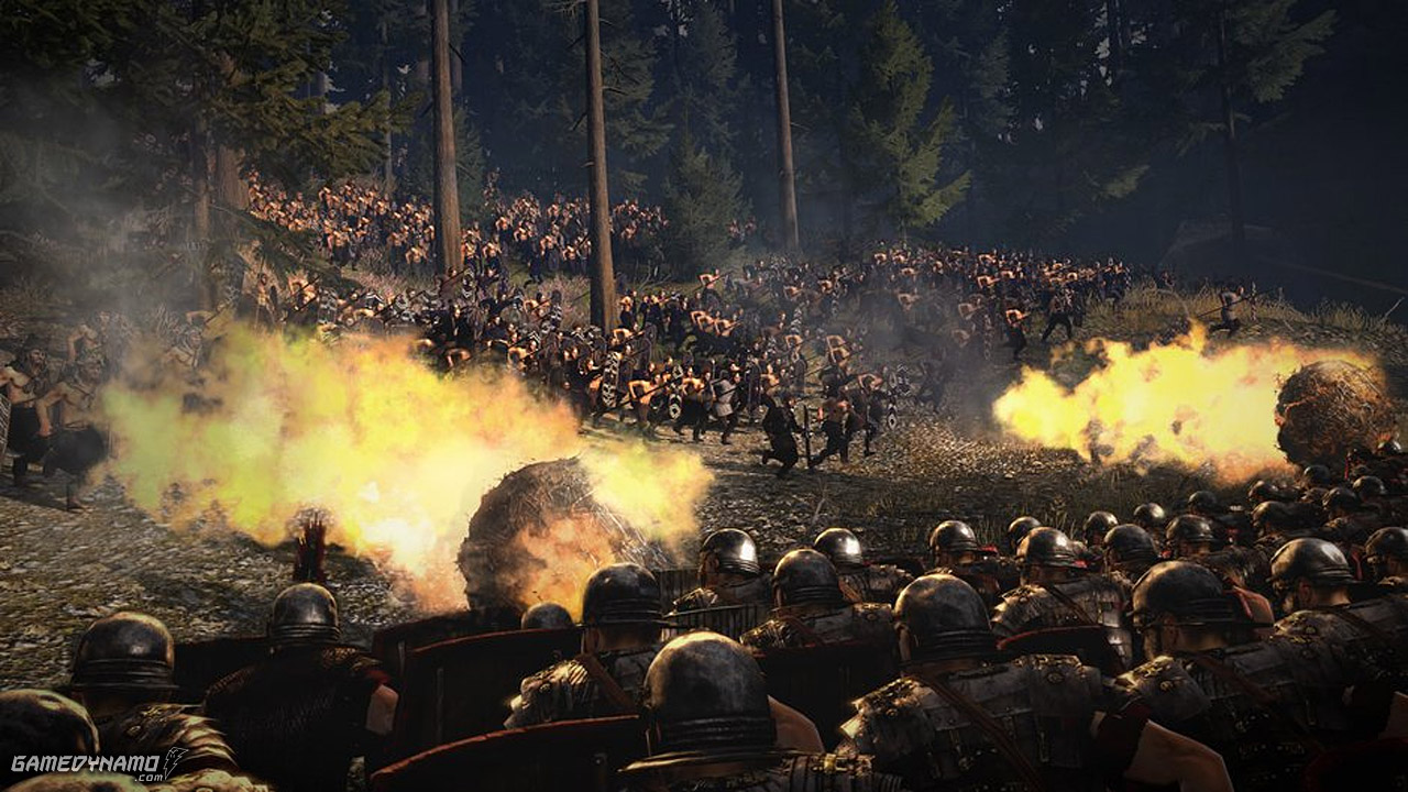 Total War: Rome II (PC) Review Screenshots