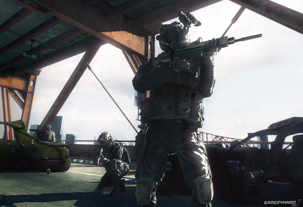 Call of Duty Online screenshots and teaser trailer (Activision, Tencent, CODO)