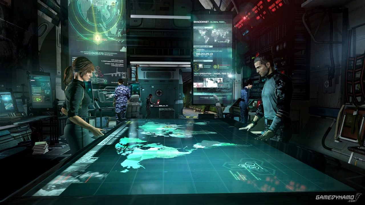 Tom Clancys Splinter Cell Blacklist (PC, PS3, Xbox 360) E3 2012 Preview Screenshots