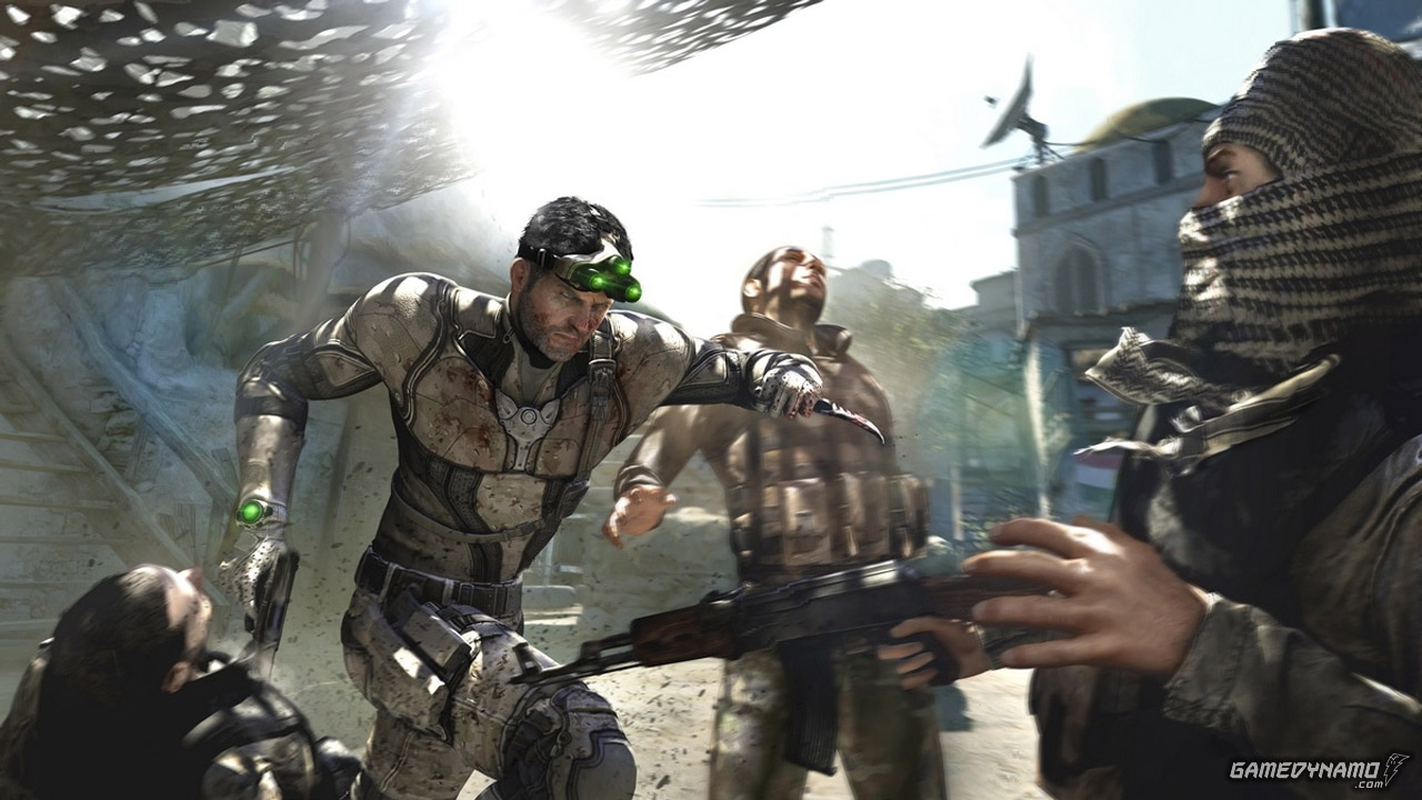 Preview Guide: Top Video Games to Look Forward to in 2013 - Tom Clancy's Splinter Cell Blacklist