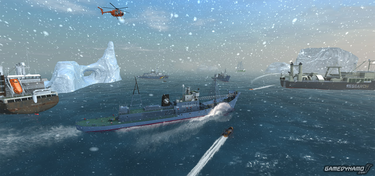Ship Simulator Extremes Collection (PC) Review Screenshots