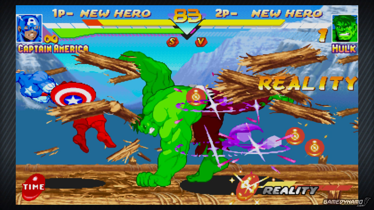 Marvel vs. Capcom Origns release date and screenshots for PSN and XBLA