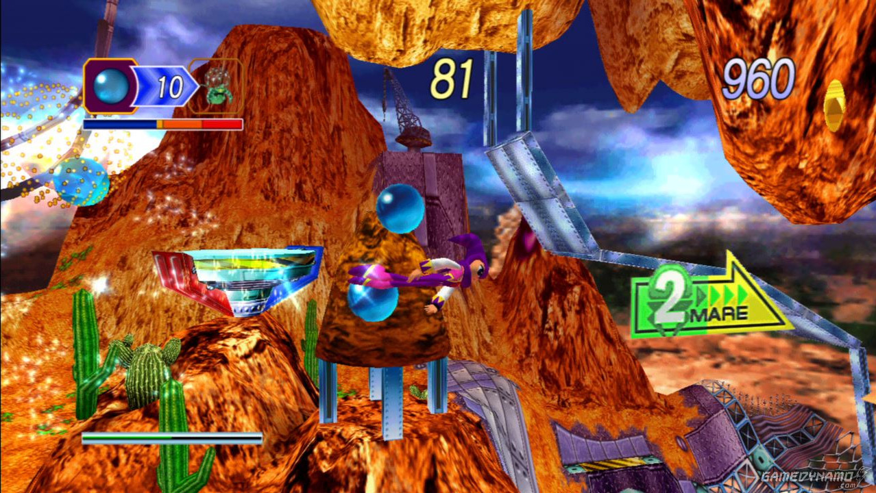 NiGHTS into dreams... HD screenshots for PC, PS3, and Xbox 360 (SEGA)