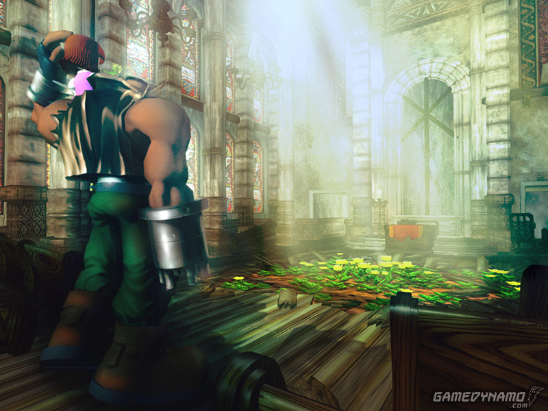 Final Fantasy VII for PC screenshots (FF7, Square Enix)