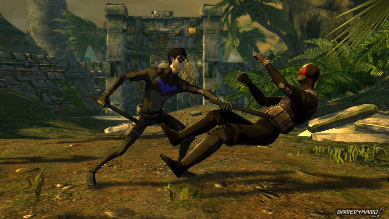 Young Justice Legacy (DS, Wii, PS3, Xbox 360) E3 2012 Preview Screenshots