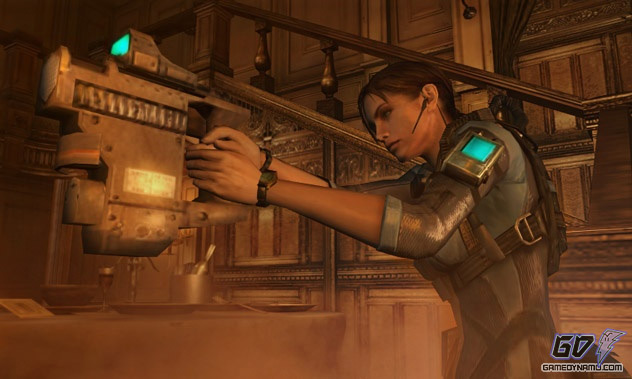 Resident Evil Revelations (Nintendo 3DS) Review Screenshots