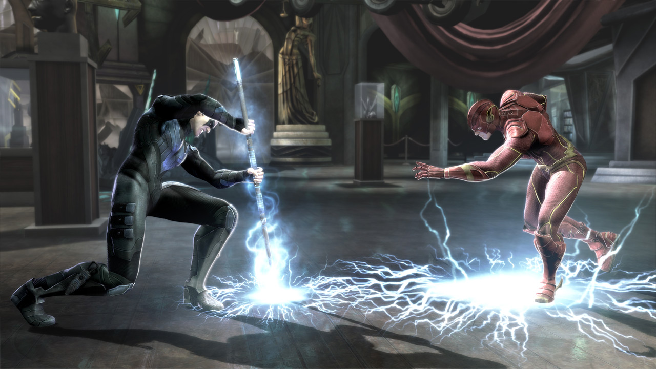 Preview Guide: Top Video Games to Look Forward to in 2013 - Injustice: Gods Among Us