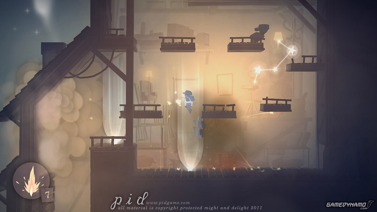 Pid (PC, PS3, Xbox 360) E3 2012 Hands-On Preview