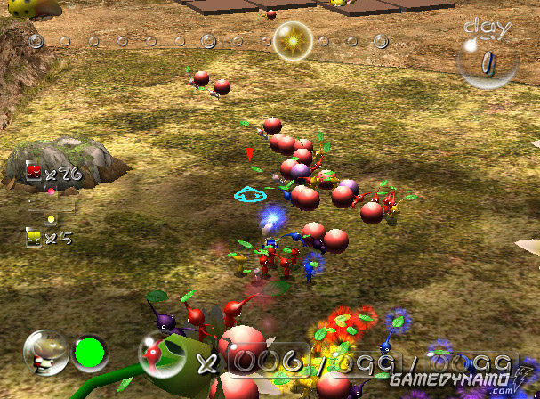 New Play Control! Pikmin 2 (Nintendo Wii) Review Screenshots