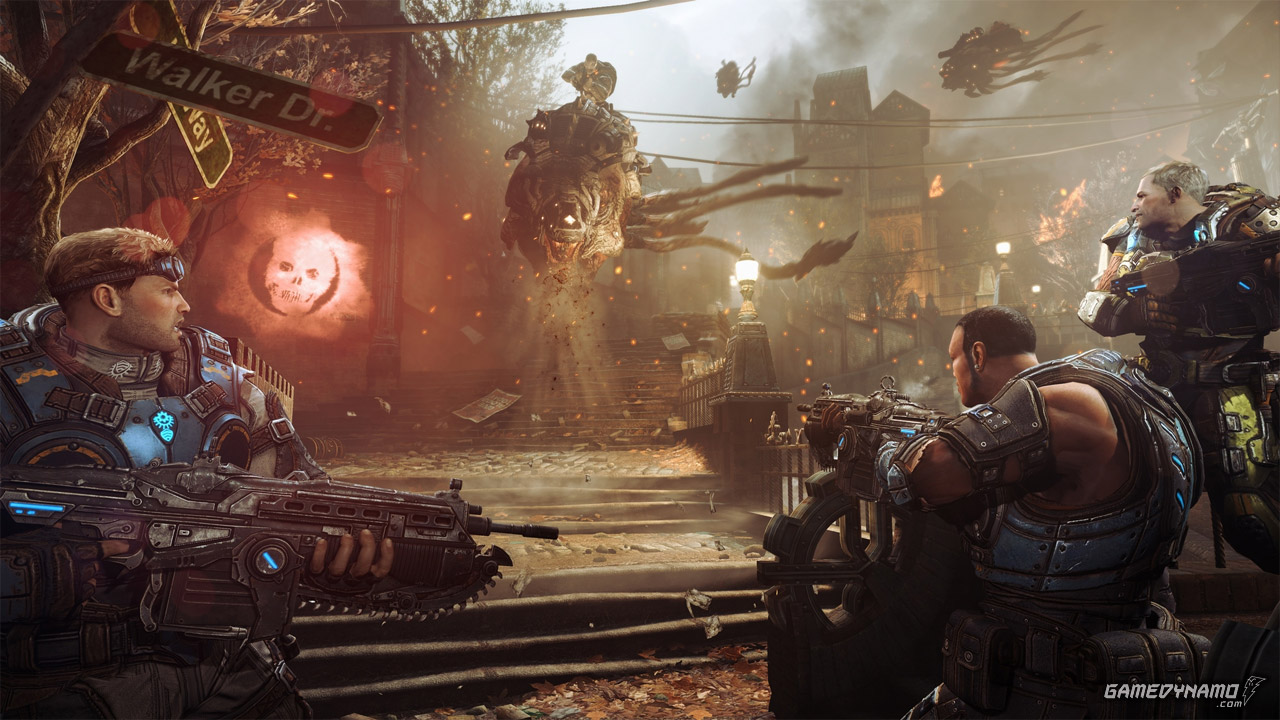 Gears of War: Judgment Review Screenshots (Xbox 360)