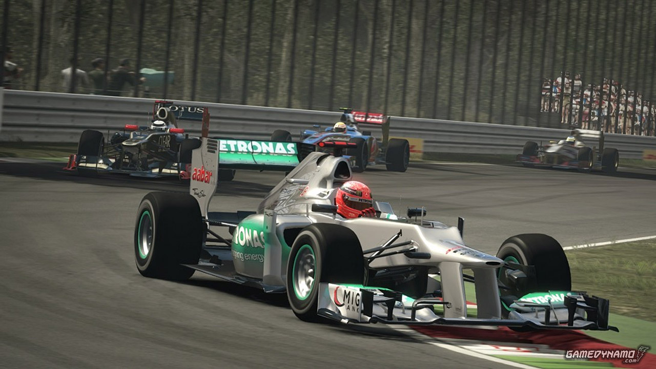 F1 2012 (Xbox 360, PS3, PC) Review Screenshots