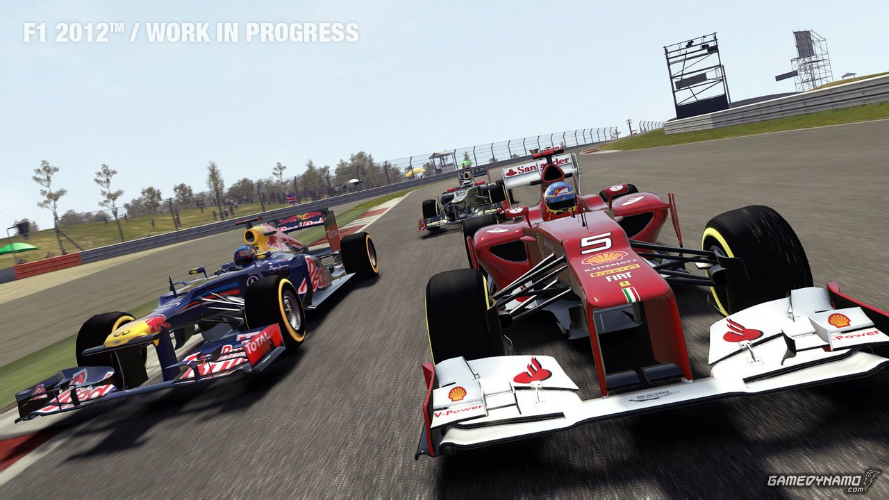 F1 2012 (PC, PS3, Xbox 360) Hands-On Preview Screenshots
