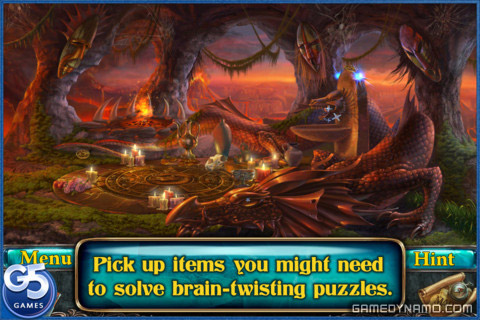 Lost Souls: Enchanted Paintings (iPhone, iPod, iPad, iTunes, iOS, Mobile) Review Screenshots