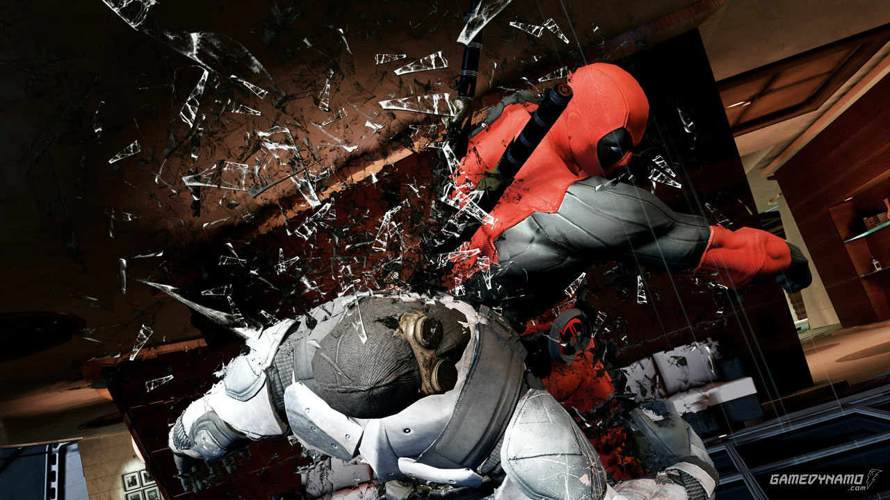 Deadpool(Xbox 360, PS3) Preview Screenshots
