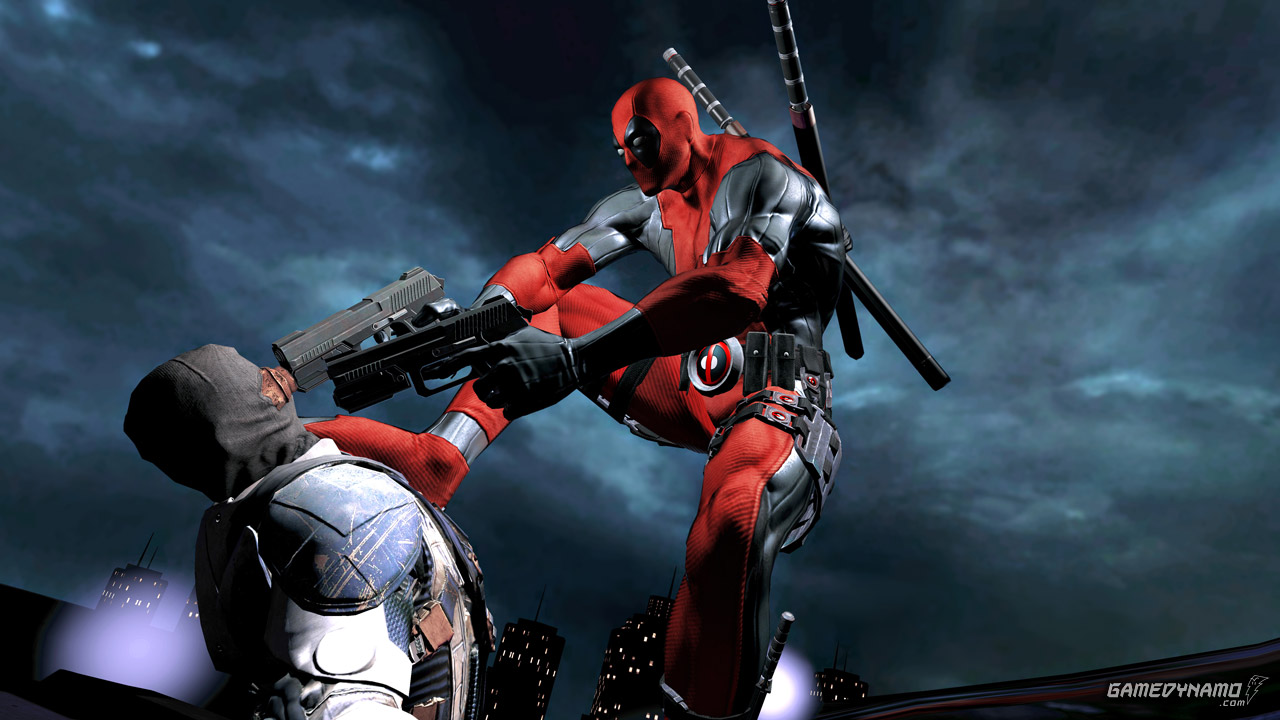 Deadpool(PS3, Xbox 360) Preview Screenshots