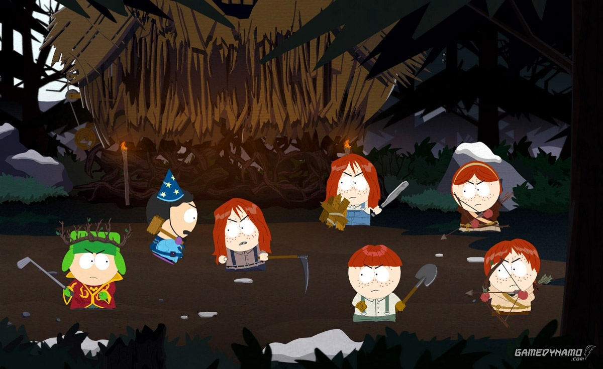 South Park: The Stick of Truth (PC, PS3, 360) Preview Screenshots
