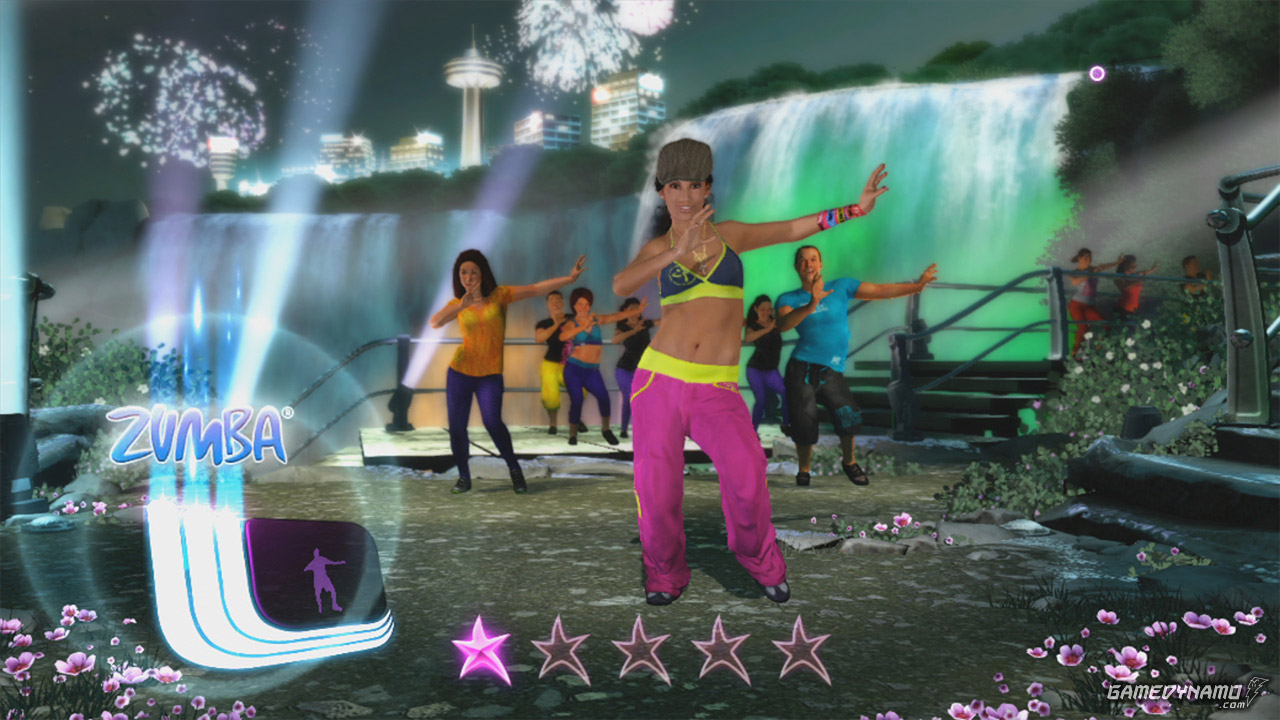Zumba Fitness Core Review Screenshots (Xbox 360)