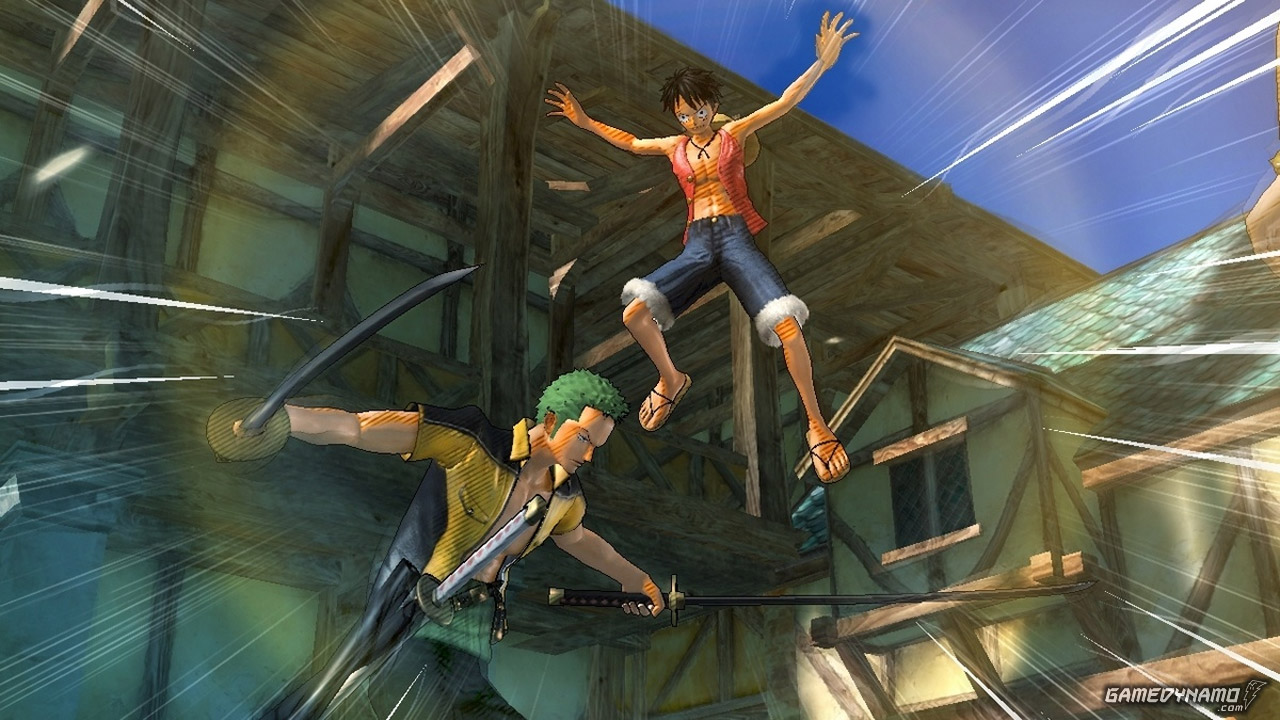 One Piece: Pirate Warriors Review Screenhots (PS3)