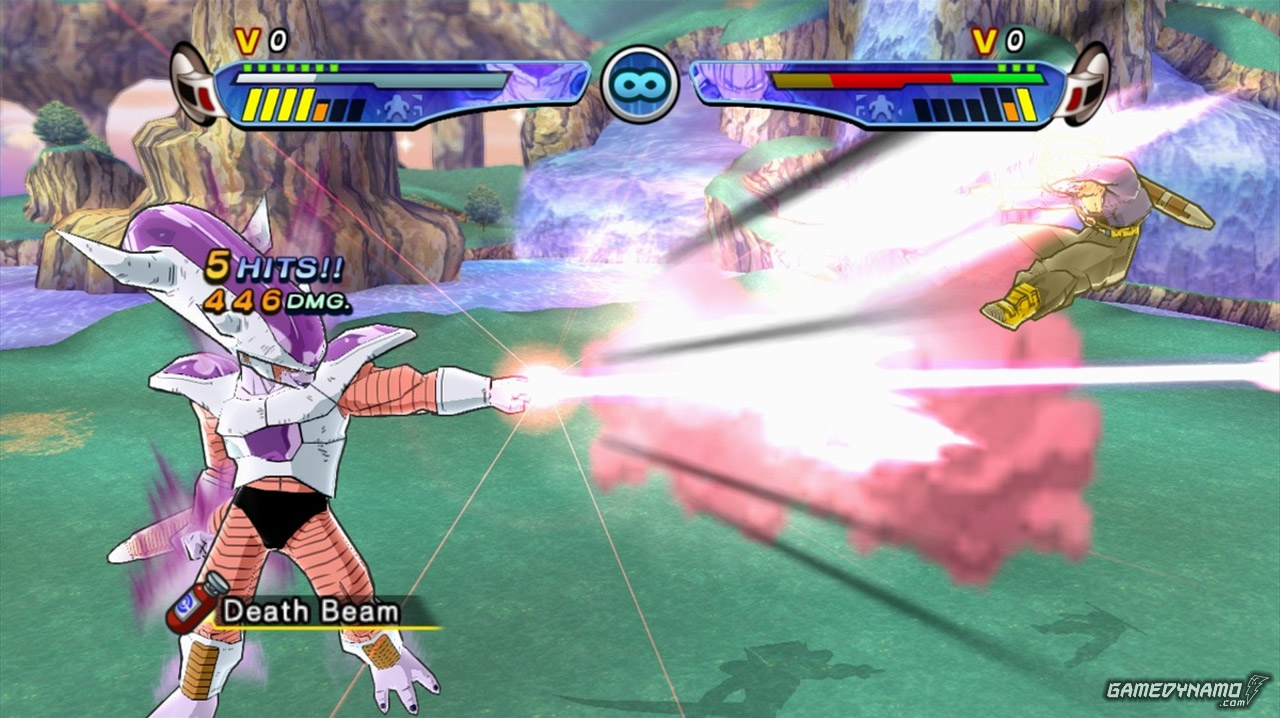 Dragon Ball Z Budokai HD Collection (PS3, Xbox 360) Review Screenshots