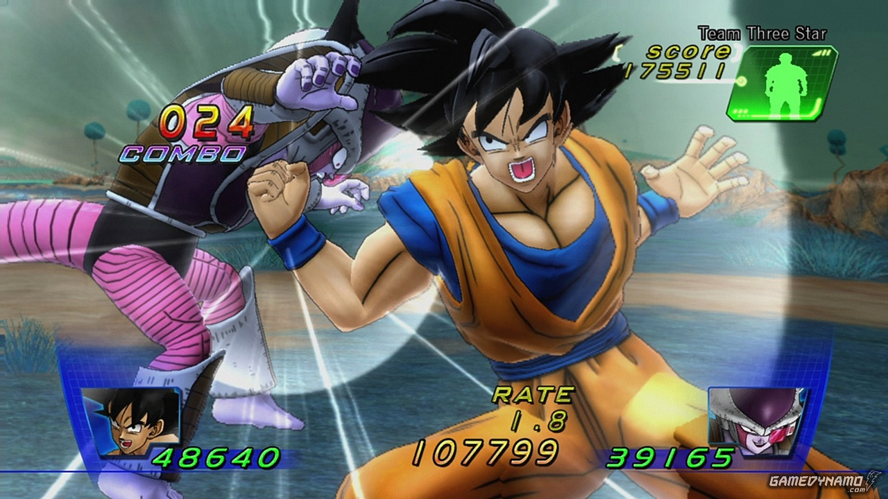 Dragon Ball Z for Kinect Review Screenshots (Xbox 360)